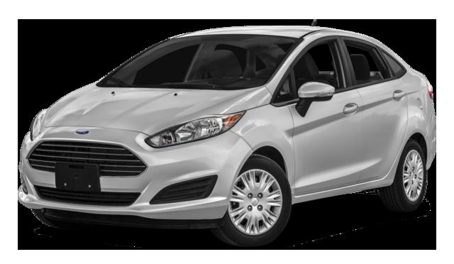 2016 Ford Fiesta Silver