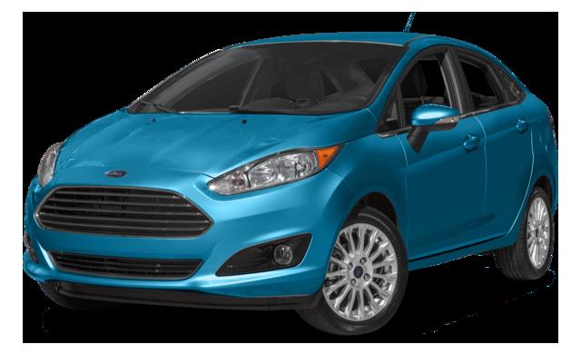 2016 Ford Fiesta Blue