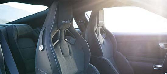 2017 Ford Mustang Seats