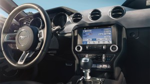 2017 Ford Mustang Touchscreen