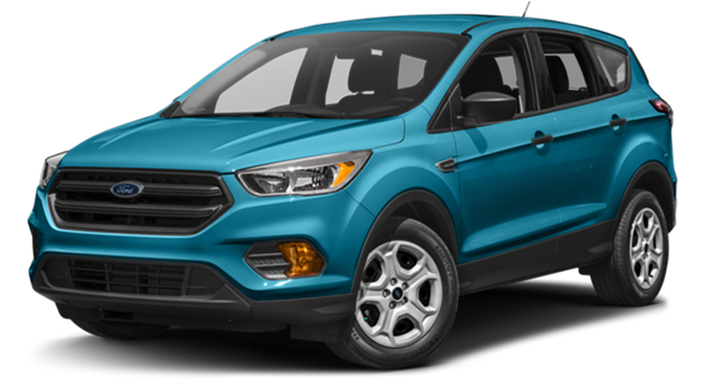 2017 Ford Escape Teal