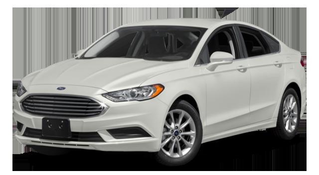 Compare the 2017 Ford Fusion and the 2017 Chevrolet Malibu