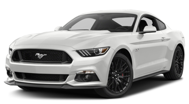 2017 Ford Mustang White