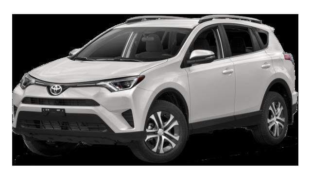 2017 Toyota RAV4 White
