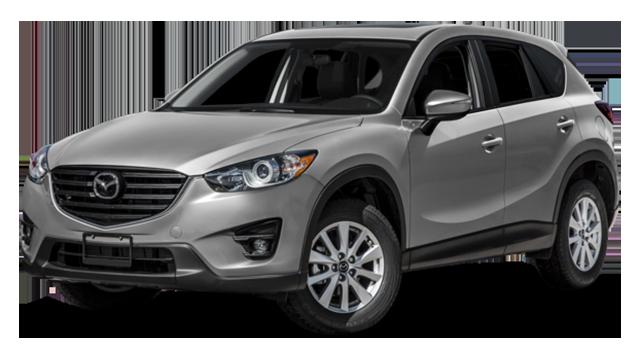 2016 Mazda CX-5 Silver