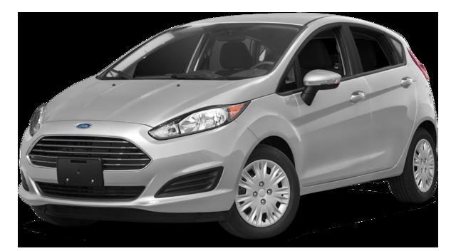 2017 Ford Fiesta Hatch Silver