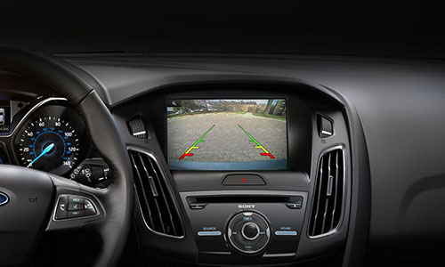 2017 Ford Focus Camera
