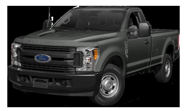 2017 Ford Super Duty Gray