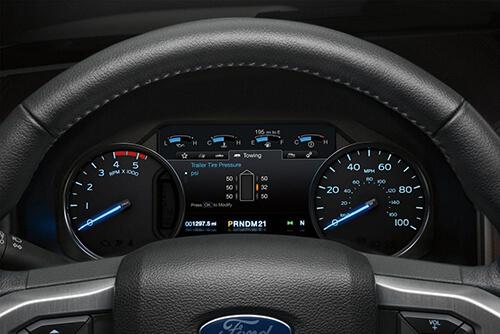 2017 Ford Super Duty Wheel