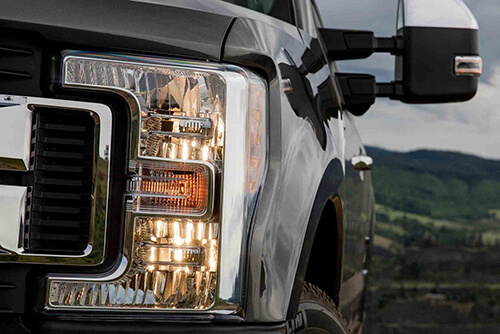 2017 Ford Super Duty Light
