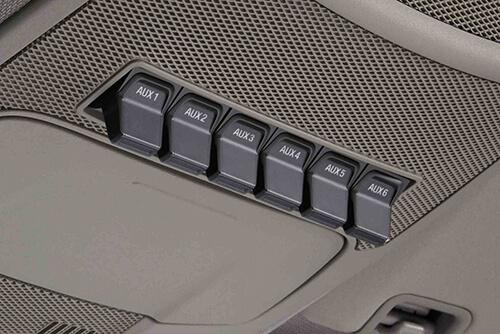 2017 Ford Super Duty Interior