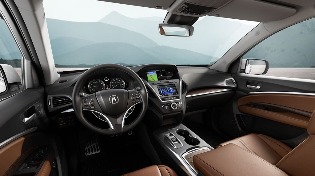 The Acura MDX Technology Offerings Go Above And Beyond - Acura mdx competitors