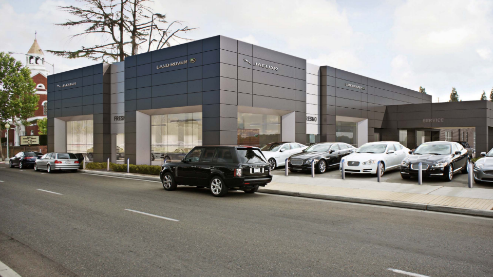 Car Dealer Visalia
