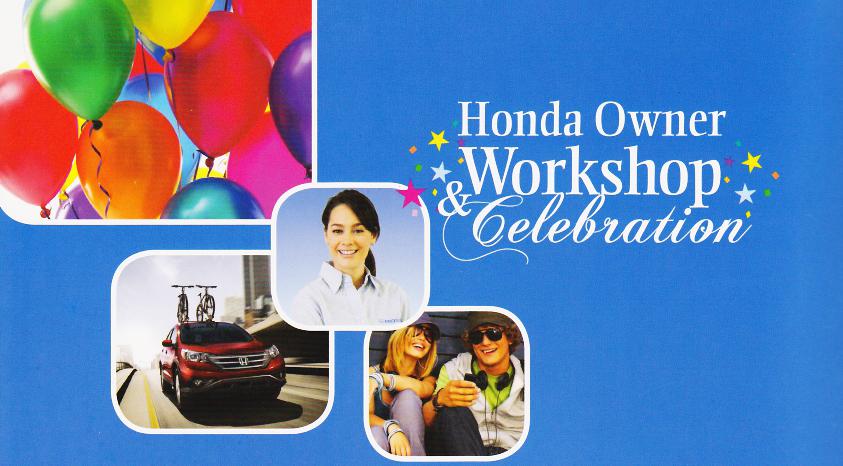 Holmes Honda Service Clinic