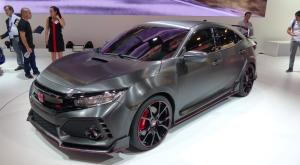 Holmes Honda, 2017 Civic Type R