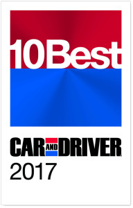 Honda Vehicles Win Top Honors in Car and Driver's 2017 10Best Trucks