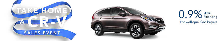 CRV Sales Event2