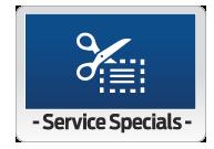 Service Specials Icon