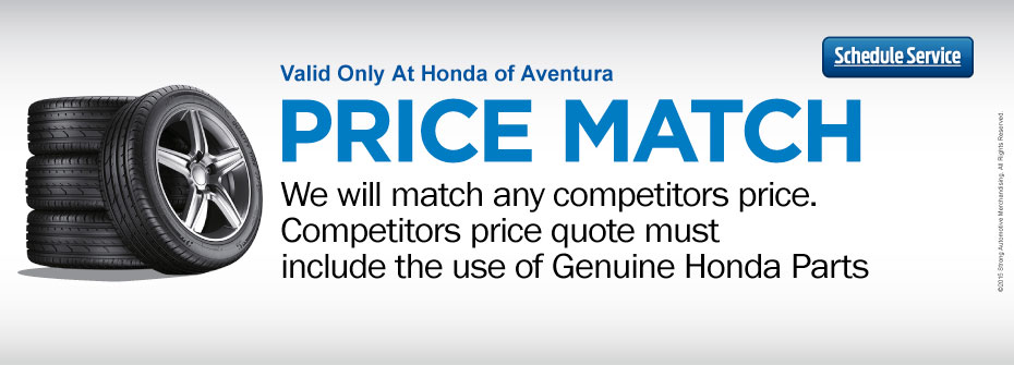 Tire Center North Miami Beach Honda Of Aventura