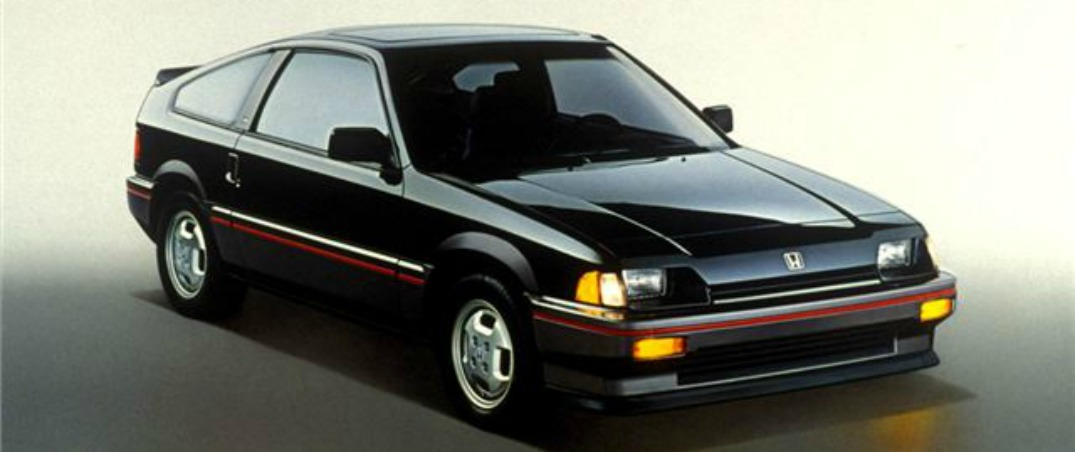 Honda CRX Legacy Lives On With Original Fanboy Video