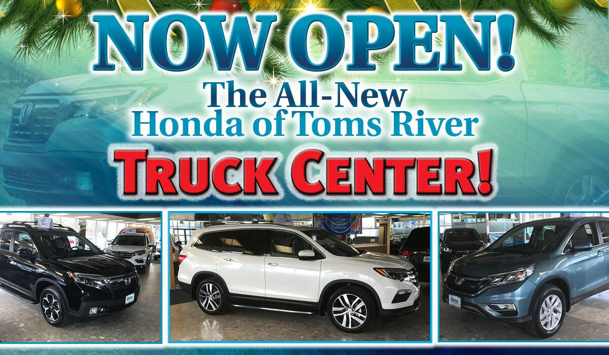 toms river honda truck center honda of toms river. Black Bedroom Furniture Sets. Home Design Ideas