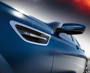 BMW M5 Emblem