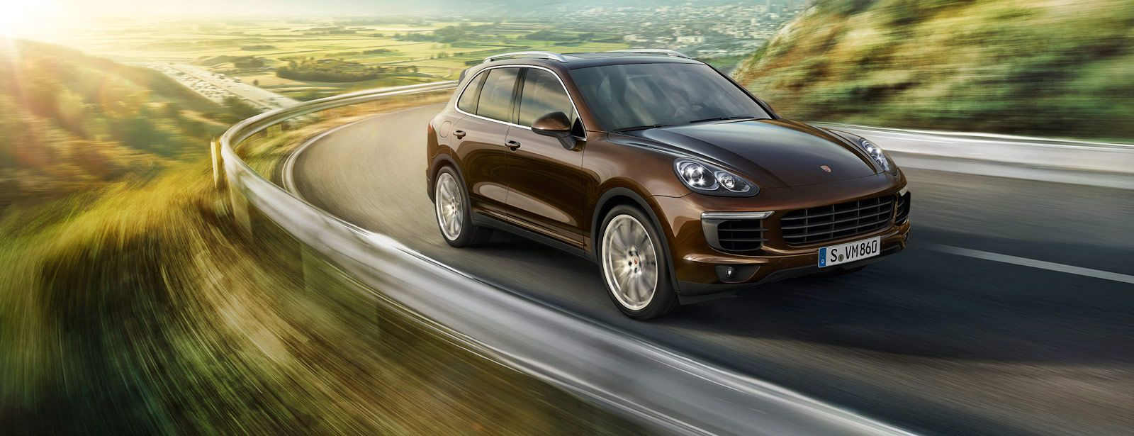 Certified Pre-Owned Porsche Cayenne
