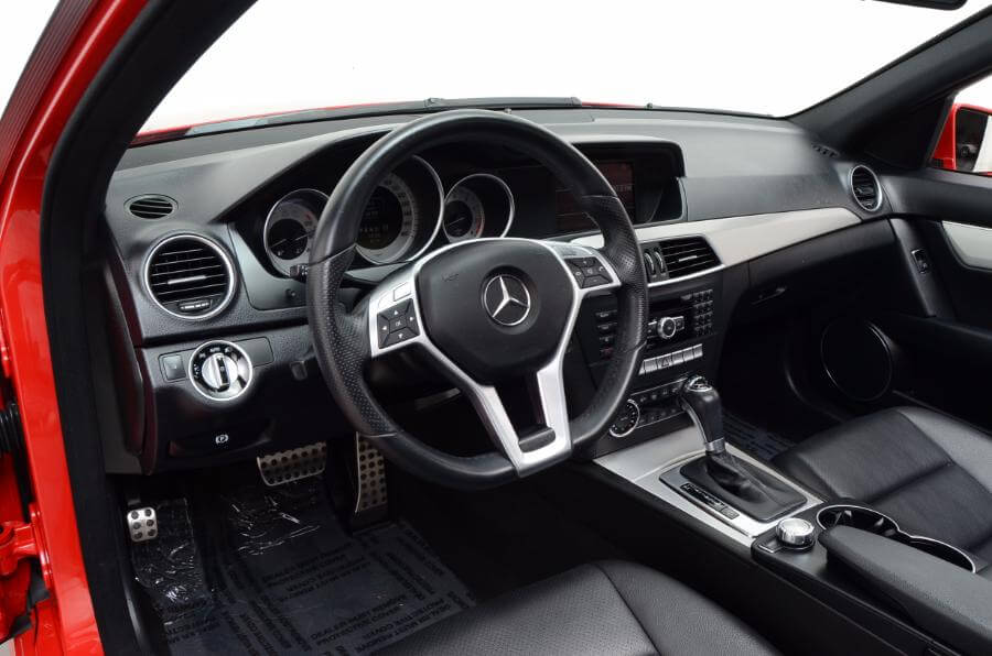 2012 Mercedes C250 Drivers Seat