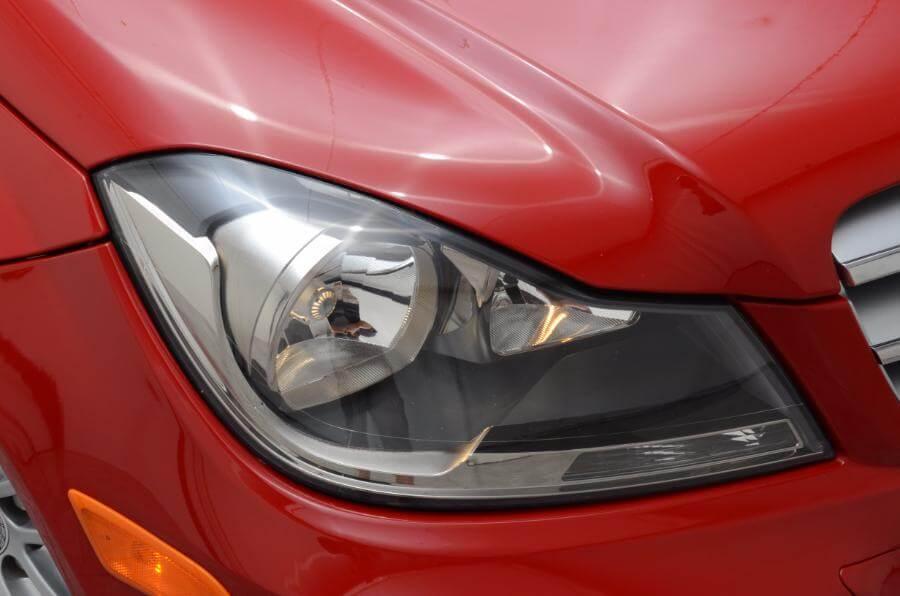 2012 Mercedes C250 Headlight