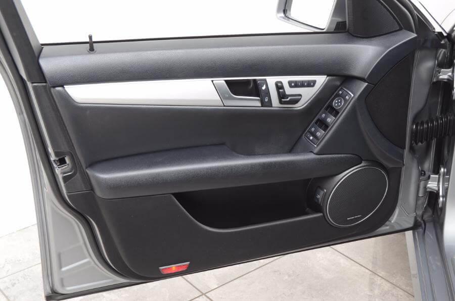2012 Mercedes C250 Inside Divers Side Door