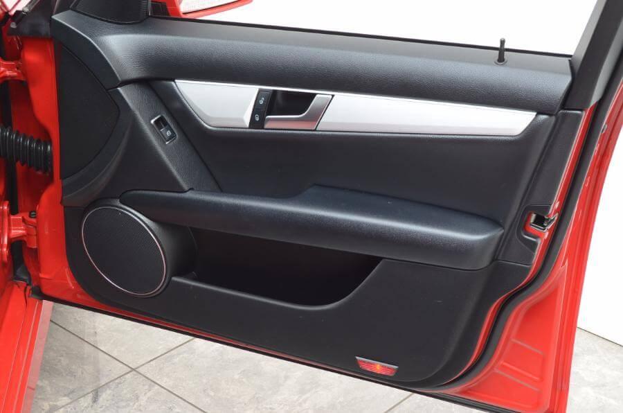 2012 Mercedes C250 Inside Passengers Side Door