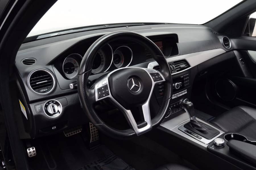 2013 Mercedes Benz C250 Drivers Seat