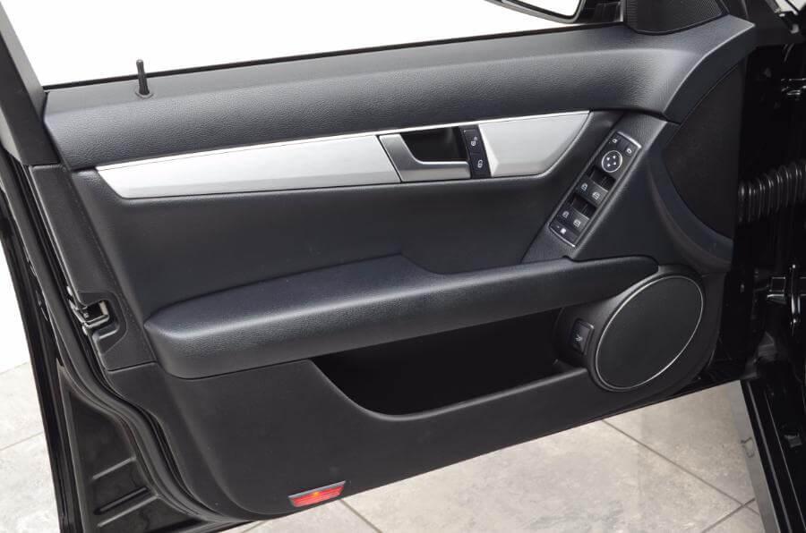 2013 Mercedes C250 Inside Drivers Side Door