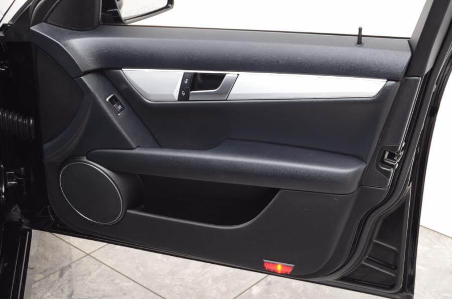 2013 Mercedes C250 Inside Passengers Side Door