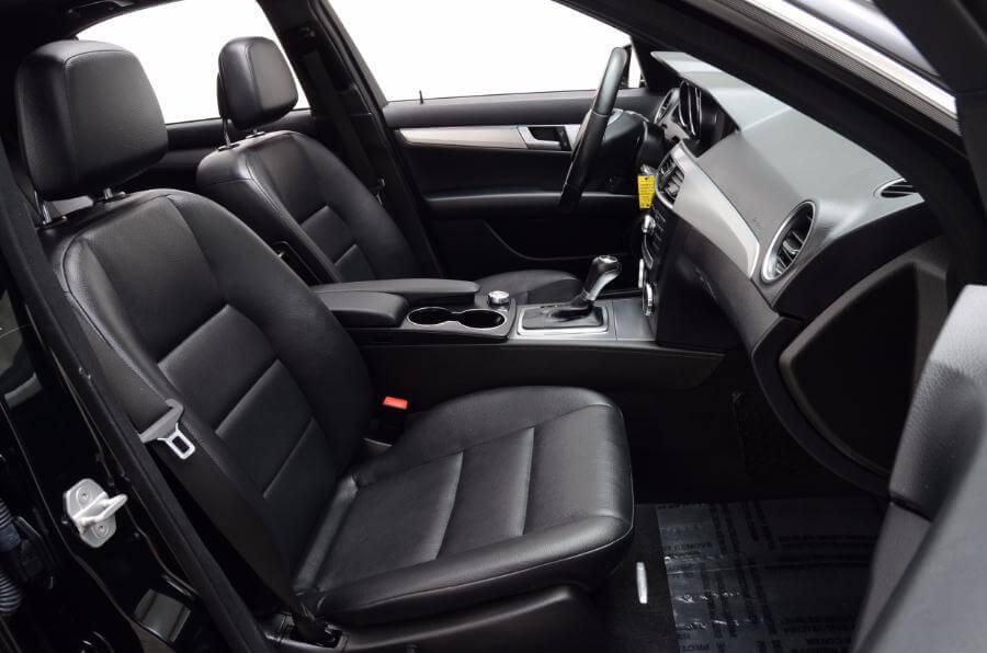 2013 Mercedes C250 Passengers Seat