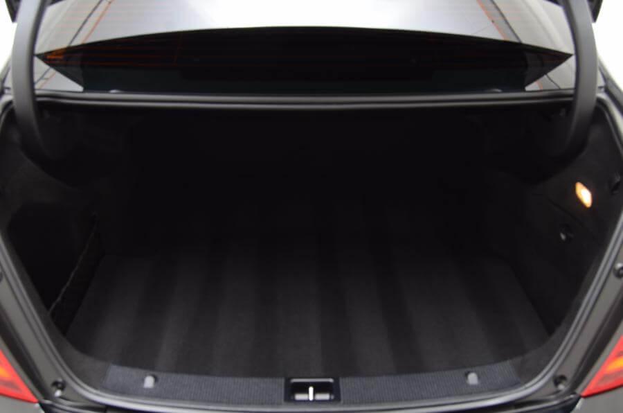 2013 Mercedes C250 Trunk