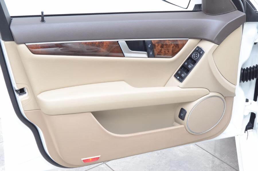 2014 Mercedes C250 Inside Drivers Side Door