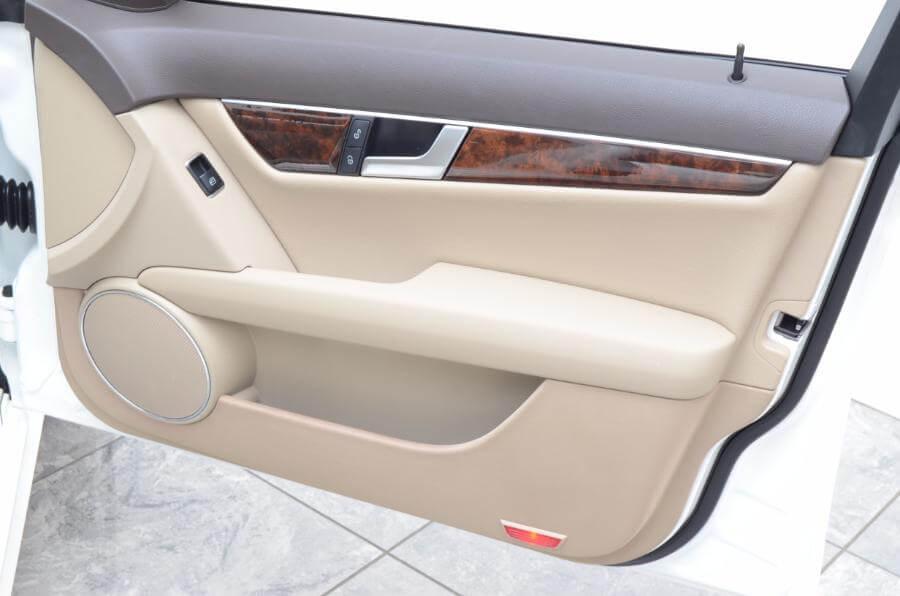 2014 Mercedes C250 Inside Passengers Side Door