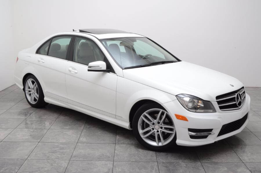 Buying a Used Mercedes C250 | iAUTOHAUS