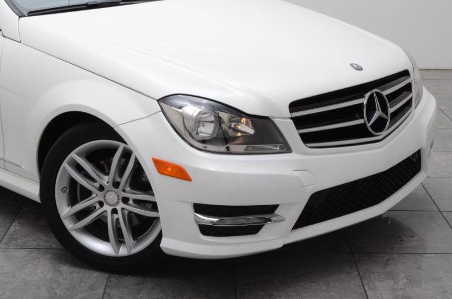 2014 Mercedes C250