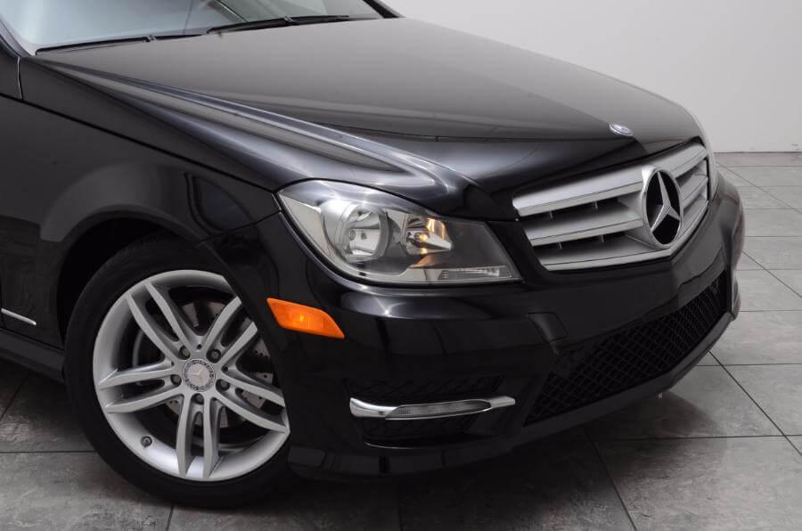 2013 Mercedes C250
