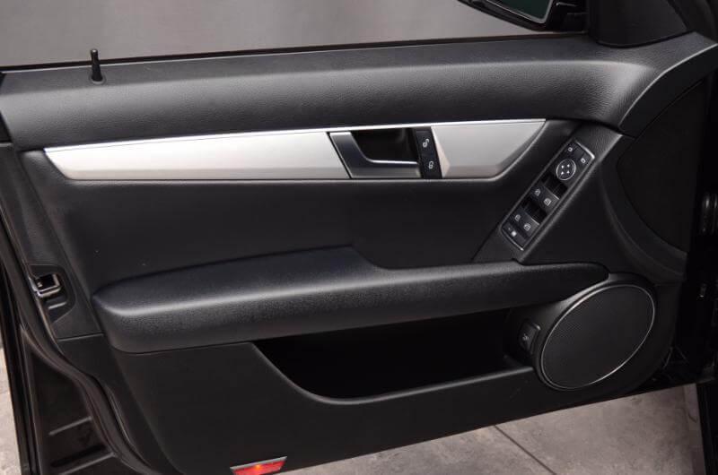 2012 Mercedes C300 Interior Drivers Side Door