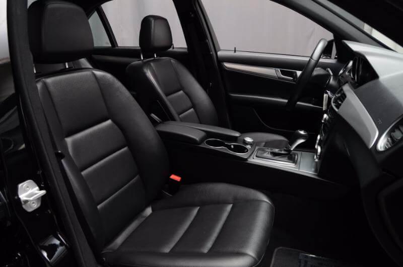 2012 Mercedes C300 Interior Passengers Side