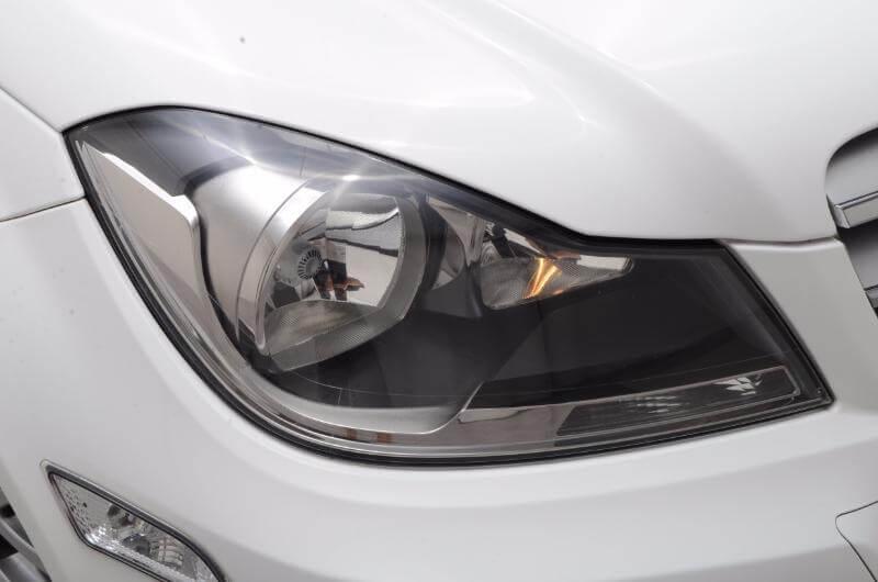 2013 Mercedes C300 Exterior Passengers Side Headlight