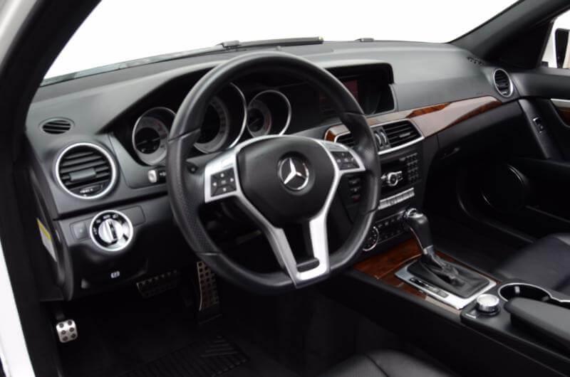 2013 Mercedes C300 Interior Drivers Seat