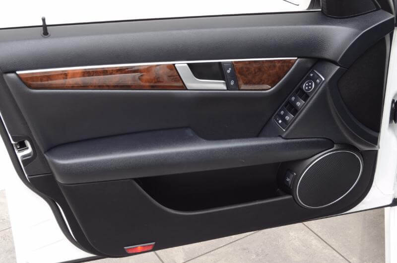 2013 Mercedes CLA250 Interior Drivers Side Door