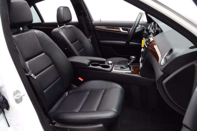 2013 Mercedes C300 Interior Passengers Seat