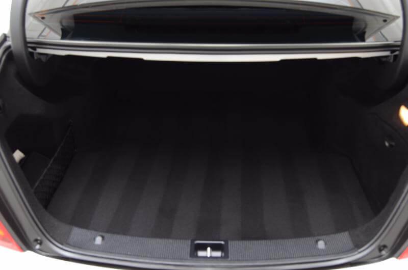 2013 Mercedes C300 Interior Trunk
