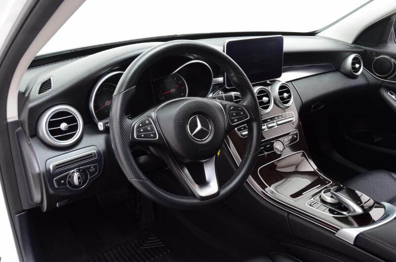 2015 Mercedes S550 Drivers Seat