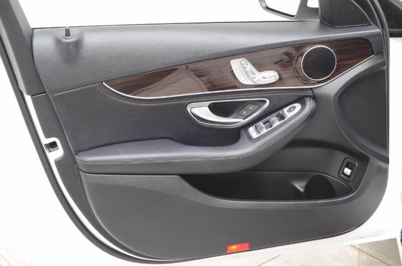 2015 Mercedes C300 Inside Drivers Side Door
